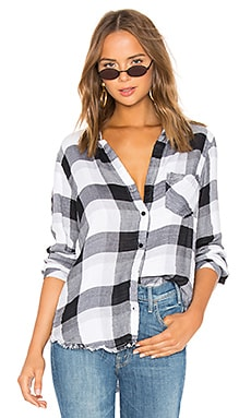Купить Рубашку - Bella Dahl цвет black & white