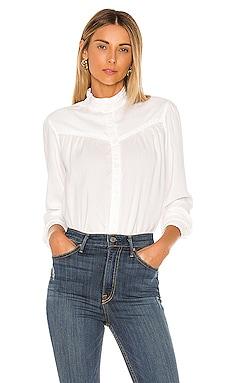 Блузка - Bella Dahl, Белый, Блузки