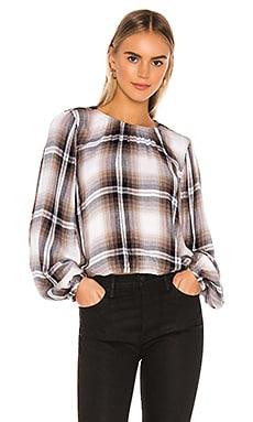 Elastic Shirred Top Bella Dahl $119