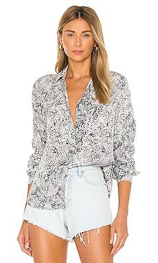 Button Down Shirt Bella Dahl $150