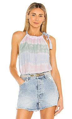 Tie Neck Halter Top Bella Dahl $101