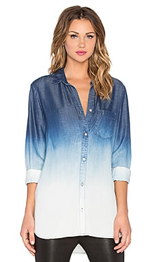 Bella Dahl Pocket Button Up in Daybreak