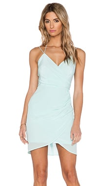 bless'ed are the meek Rippling Dress in Mint