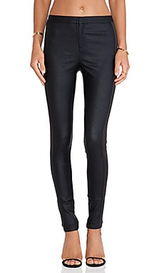 bless'ed are the meek High Density Pant in Black