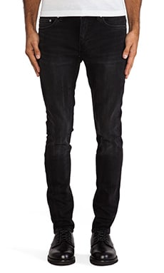 BLK DNM Jeans 25 in Nevins Black