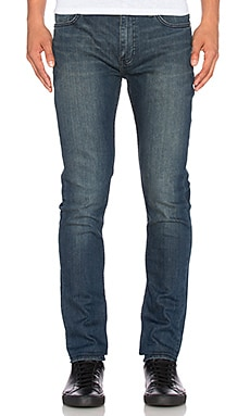 BLK DNM Jeans 25 in Keene Blue