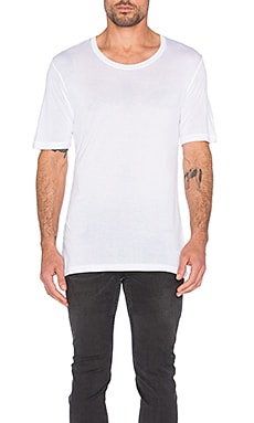 BLK DNM T-Shirt 20 in White