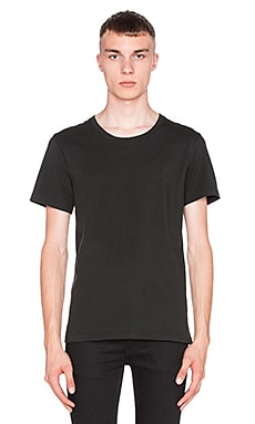 BLK DNM T-Shirt 20 in Faded Black
