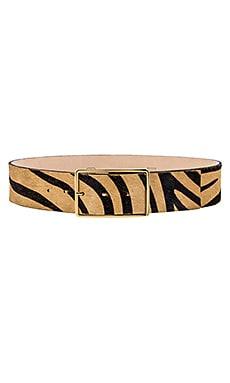 Milla Waist Calf Hair Belt B-Low the Belt $178
