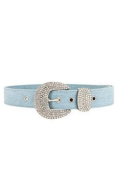 Brittany Denim Belt B-Low the Belt $182 NEW ARRIVAL