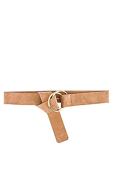 Tumble Suede Belt B-Low the Belt $148