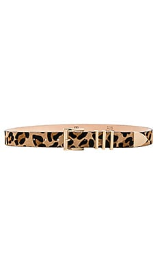 Richie Leopard Belt B-Low the Belt $61