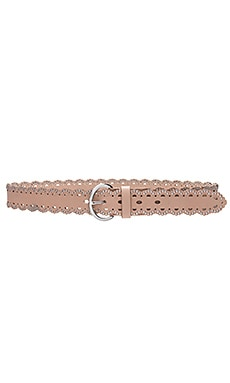 Daisy Studded Belt
