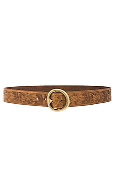 B-Low the Belt Daniel Belt in Vintage Light Brown