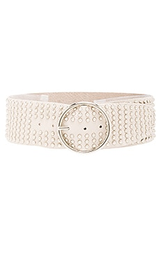 B-Low the Belt Satori Belt in Bone