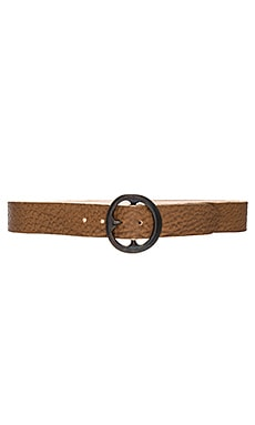 Pebble Bell Hip Belt in Sable