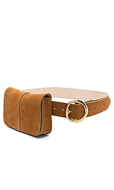 x REVOLVE Sidney Belt Bag B-Low the Belt $250