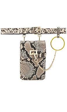 Ari Python Belt Bag B-Low the Belt $178