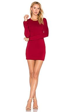 Long Sleeve Mini Dress