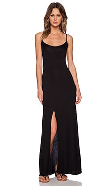 BLQ BASIQ Maxi Dress in Black