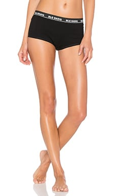 Ponte Boy Short in Black