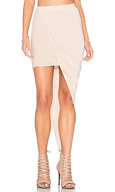 Wrap Skirt in Creme