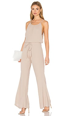 BLQ BASIQ Jumpsuit in Khaki