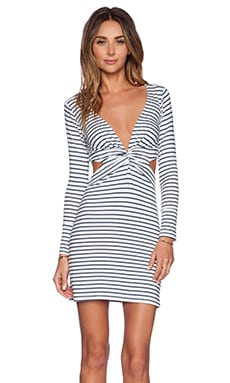 BB Dress in Nautical Stripe