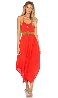 Blue Life Sundown Maxi Dress in Siren