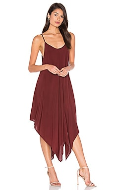 Sundown Maxi Dress in Cinnamon