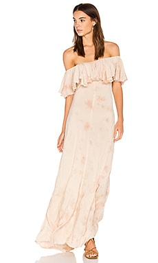 Aphrodite Maxi Dress in Paradise Beach