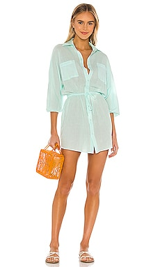Dakota Dress Blue Life $180