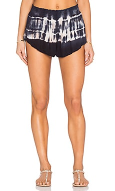 Blue Life Beach Bunny Short in Fiji Nights