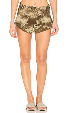 Festival Beach Bunny Short in Typsy Gypsy Cactus