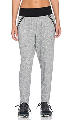 Blue Life Unzipped Sweatpant in Steel Grey