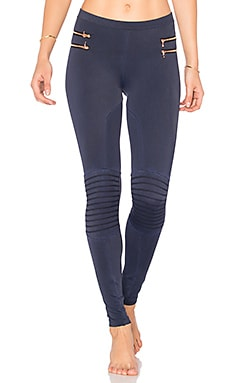 Fit Zipper Moto Legging