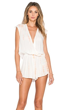 Blue Life Cassidy Romper in Star Fish