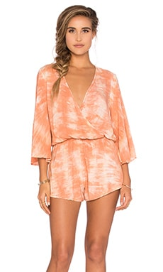 Wild & Free Romper in Moonstar
