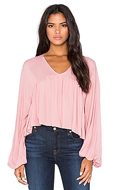 Blue Life Calypso Blouse in Rose