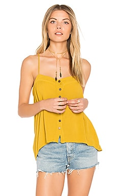 Mohave Button Cami in Sun Flower