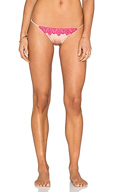 Blue Life Stargazer Skimpy Bikini Bottom in Naked