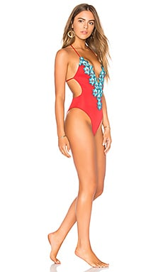 Mirage Halter One Piece