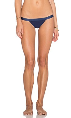 Blue Life Summer Rain Skimpy Bikini Bottom in Sapphire