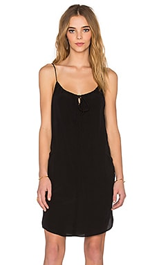 Tie Front Cami Dress