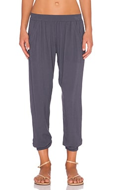Bella Luxx Jogger Pant in Steel
