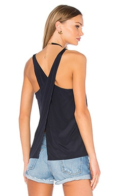Overlap Cross Back Tank