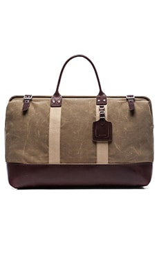 Billykirk No. 166 Large Carryall in Tan