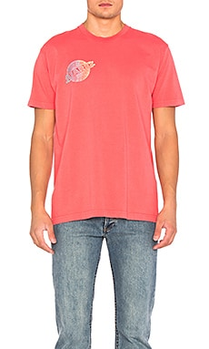 Brothers Marshall Surf Juarez Tee in Coral