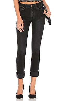 Tight Straight Soft Distressed Brappers Denim $67
