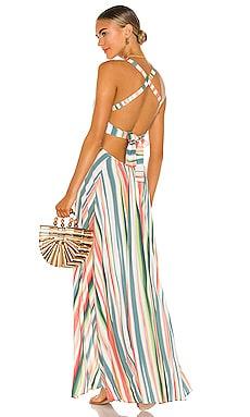 Nilda Long Dress BOAMAR $164